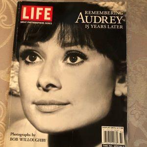 Life Magazine Featuring Audrey Hepburn